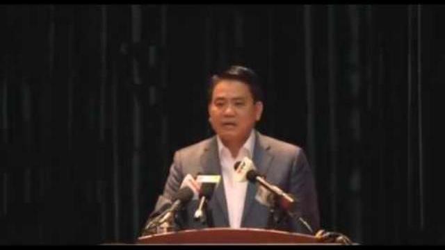 Chủ tịch TP.Hà Nội: 'Hơn 150 quán bia vỉa hè có công an đứng sau'
