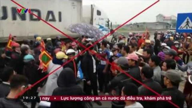Cảnh giác trước sự kích động gây rối biểu tình