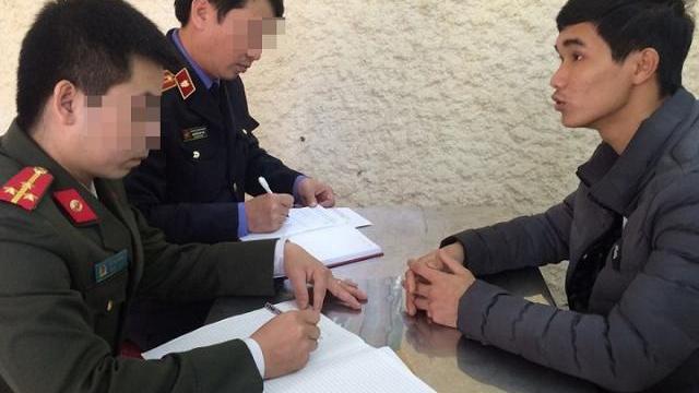 VIDEO Nguyễn Văn Hoá xin lỗi