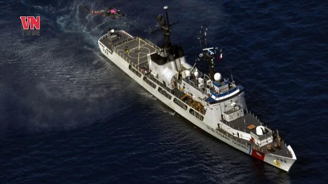 Mỹ chấp thuận chuyển giao tàu tuần tra cỡ lớn lớp Hamilton cho Việt Nam