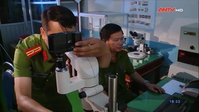Lực lượng kỹ thuật hình sự CAND - mắt xích phá án gọi tên những dấu vết bí ẩn