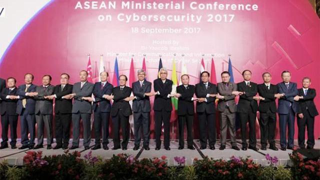 Hội nghị bộ trưởng các nước ASEAN về an ninh mạng