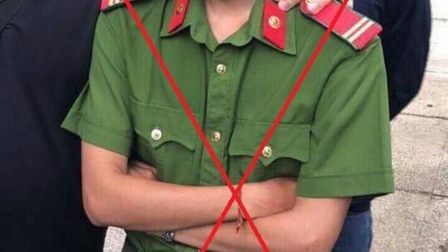 Đối tượng giả dạng công an tại TP HCM trong vụ biểu tình ngày 16/06