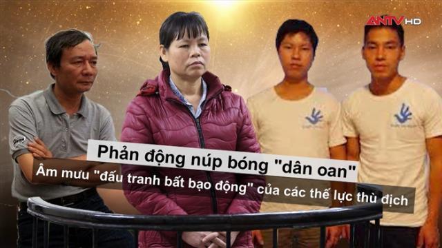 Lật tẩy chiêu trò của các hội nhóm ngoại vi tổ chức khủng bố Việt Tân