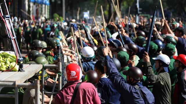 4.000 người diễn tập chống khủng bố tại TP Hồ Chí Minh