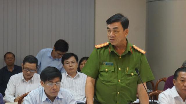 Đồng Nai chuyển hơn 50 cán bộ cảnh sát giao thông về huyện