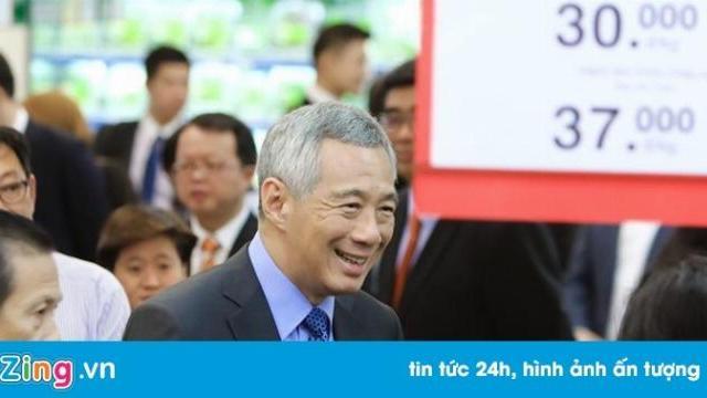 Lãnh đạo TP.HCM tiếp Thủ tướng Singapore Lý Hiển Long