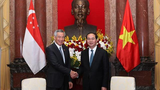 Lee Hsien Loong - Here are some of the highlights of my...