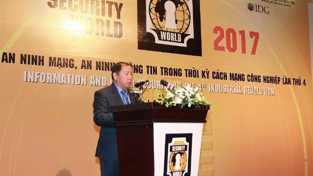 Hội thảo - Triển lãm quốc gia về an ninh bảo mật an ainh mạng
