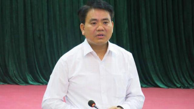Chủ tịch Hà Nội: 'Đề nghị bà con thả người và tháo chướng ngại vật'
