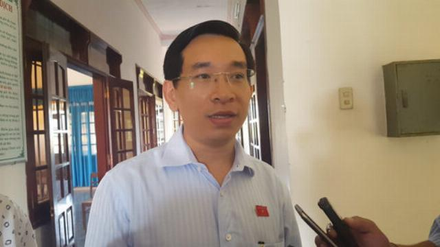 Ông Nguyễn Văn Cảnh nói rằng việc đánh giá năng lực và bổ nhiệm ông là do tổ chức quyết định