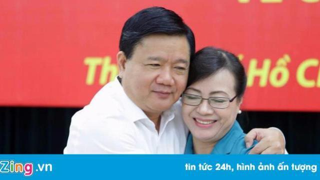 Chào tạm biệt, ông Đinh La Thăng mong được là người con của TP.HCM