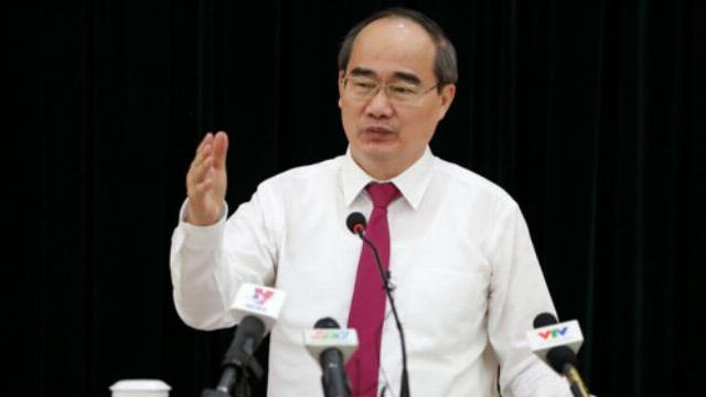 Bí thư Nguyễn Thiện Nhân: 'Lấy sự hài lòng của dân làm thước đo công việc'