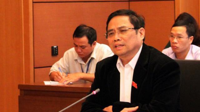 Ông Phạm Minh Chính: Cắt chi tiêu bộ máy, lấy tiền làm sân bay Long Thành