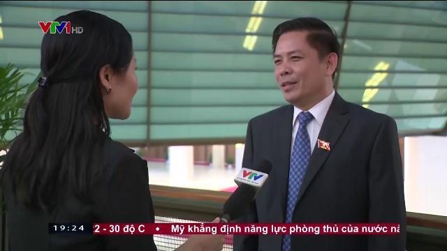 Những ưu tư đầu tiên của bộ trưởng Bộ giao thông vận tải