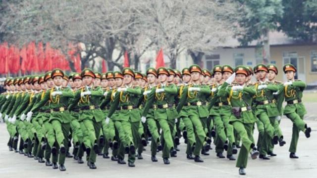 Lực lượng CAND: Phát huy thành tích, đạt nhiều chiến công xuất sắc trong năm 2018