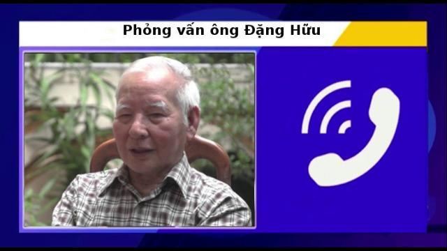 Phỏng vấn ông Đặng Hữu, Mai Liêm Trực, Chu Hảo: Thư kiến nghị về Luật an ninh mạng