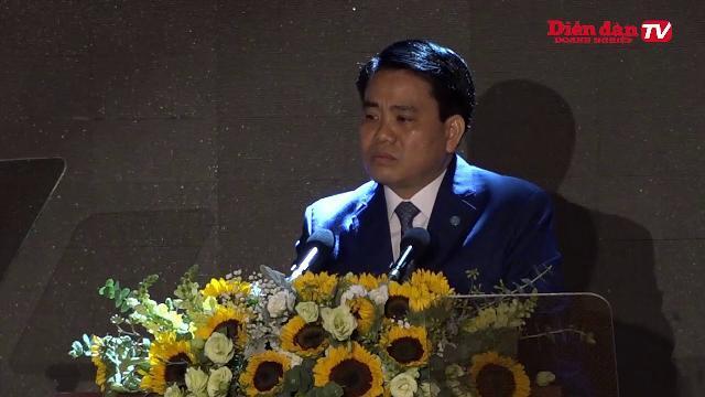 Ông NGUYỄN ĐỨC CHUNG, Chủ tịch Ủy ban nhân dân Thành phố Hà Nội