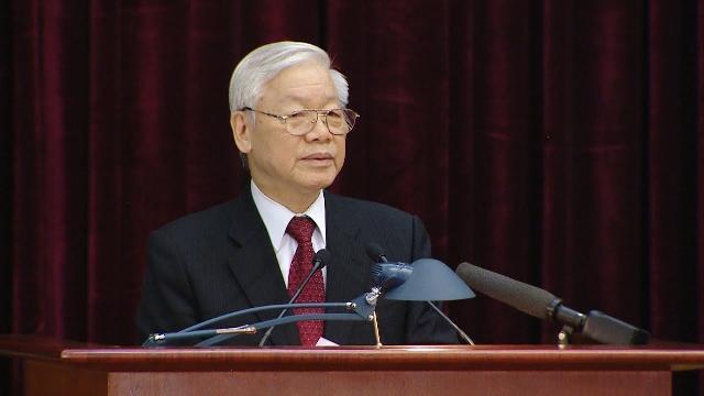 Toàn văn phát biểu khai mạc Hội nghị Trung ương 8 khóa XII của Tổng Bí thư Nguyễn Phú Trọng