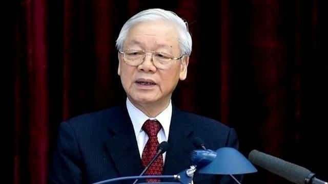 Tổng Bí thư Nguyễn Phú Trọng được giới thiệu bầu làm Chủ tịch nước