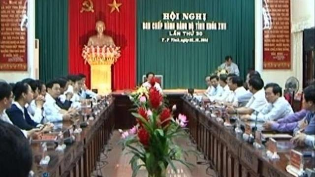 Giới thiệu bầu ông Lê Ngọc Hoa giữ chức Phó Chủ tịch UBND tỉnh Nghệ An