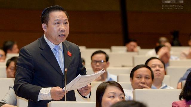 Đại biểu Quốc hội tranh luận về dự án nhà hát 1500 tỷ Thủ Thiêm