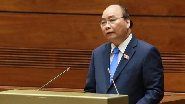 Thủ tướng trả lời chất vấn của ĐB Nguyễn Thị Quyết Tâm