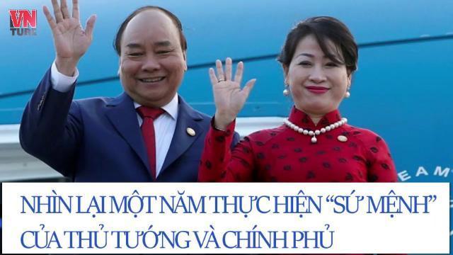"""Nhìn lại một năm thực hiện """"sứ mệnh"""" của Thủ tướng và Chính phủ."""