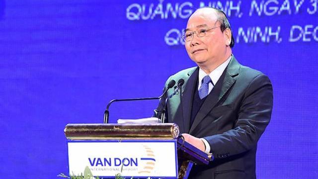 Thủ tướng Nguyễn Xuân Phúc biểu dương lãnh đạo tỉnh Quảng Ninh