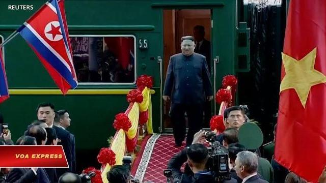 """Tổng hống Mỹ Donald Trump: Triều Tiên sẽ sớm """"phồn thịnh"""" giống Việt Nam """"nếu phi hạt nhân hóa""""."""