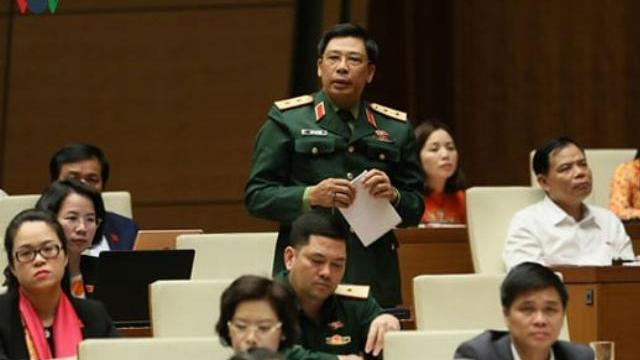 Trung tướng Trần Việt Khoa: Cảnh giác để bảo vệ chủ quyền ở Biển Đông