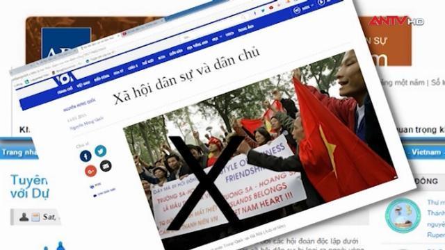 """Bản chất cái gọi là """"xã hội dân sự"""" ở Việt Nam"""