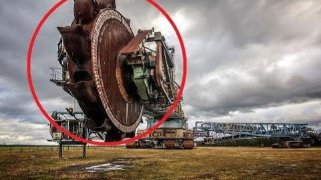 7 cỗ máy cực lớn siêu trọng mà bạn cần xem