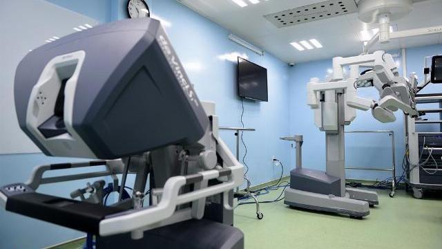 Robot phẫu thuật sẽ được triển khai ở Việt Nam