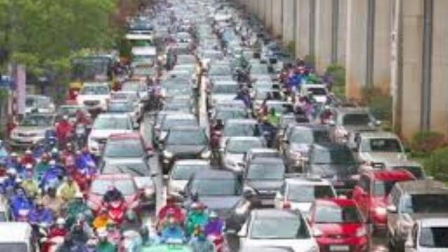 Liệu đây có phải là giải pháp tránh ùn tắc giao thông trong tương lai?