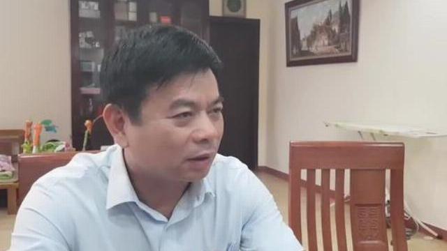 Thiếu tướng Nguyễn Thanh Hồng trả lời PV về nội dung dự thảo luật An ninh mạng