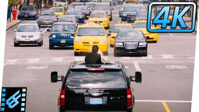 """Xe hơi bị hack hàng loạt trong phim """"Fast & Furious 8"""""""