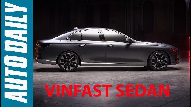 Xe sedan VinFast sẽ cạnh tranh với những đối thủ nào?