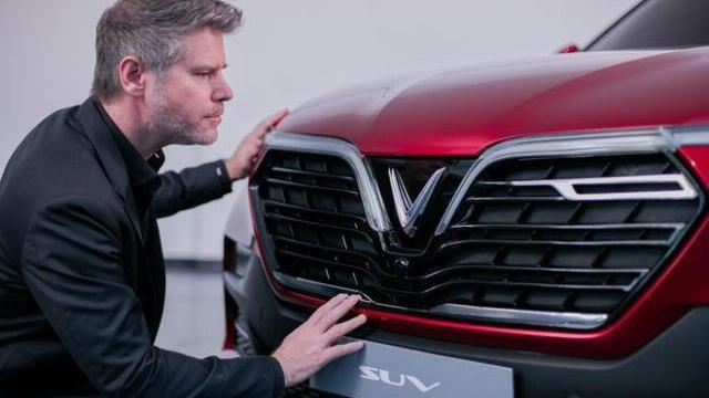 Thiết kế ấn tượng của xe VinFast
