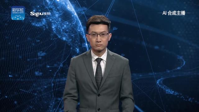 Trung Quốc công bố phát thanh viên ảo chạy bằng trí tuệ nhân tạo đầu tiên trên thế giới, nhìn không khác gì người thật