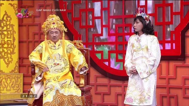 TÁO QUÂN 2017 | TÁO KING CÔNG LÊN CHẦU NHƯ KING KONG