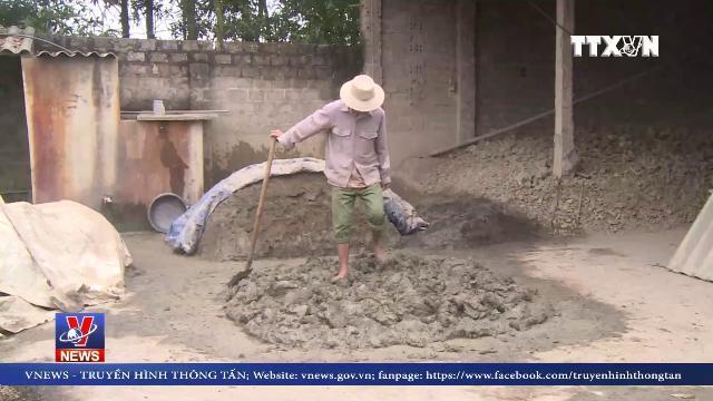 Thăm làng đúc đồng Đông Sơn - Thanh Hóa