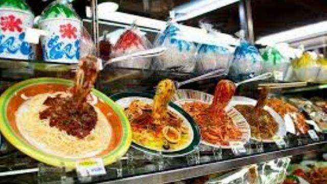 Ngành làm 'món ăn giả' tại Nhật Bản