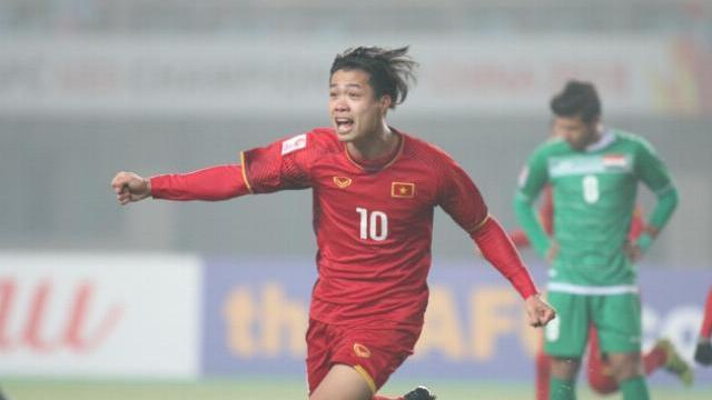 U23 Việt Nam vs U23 Iraq: Công phượng tỏa sáng