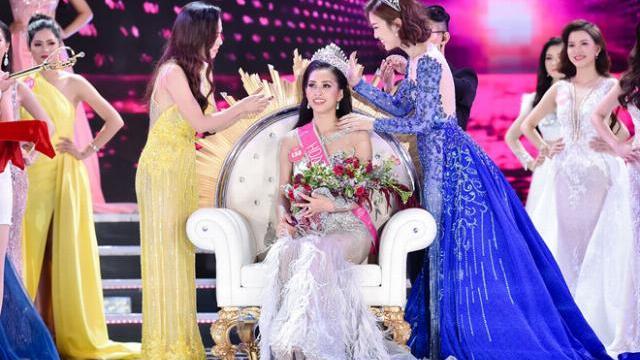 Giám khảo hoa hậu Dương Trung Quốc: 'Thi ứng xử chỉ là một phần nhỏ'