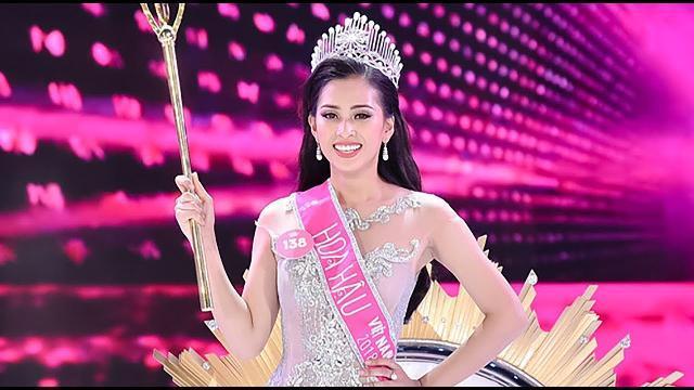 Phần thi ứng xử Hoa hậu Việt Nam 2018 gây tranh cãi vì 'cách mạng 4 0'