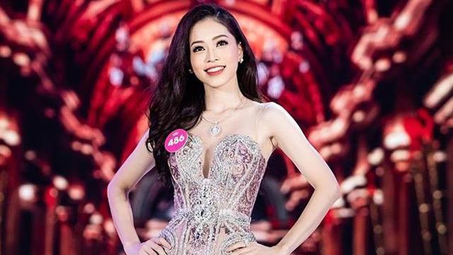 Á hậu Bùi Phương Nga người đẹp tiếc nuối nhất trong ĐÊM CHUNG KẾT HOA HẬU VIỆT NAM 2018