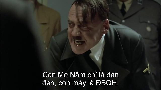Đại ca Hitler điên tiết đàn em Lưu Bình Nhưỡng: Khẩu nghiệp tụ vành môi
