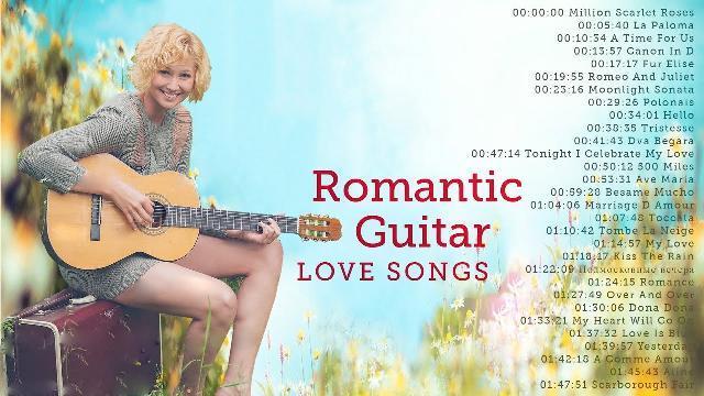 50 Bản Tình Ca Lãng Mạn - Nhạc Guitar Không Lời Chất Lượng Cao [Lossless]