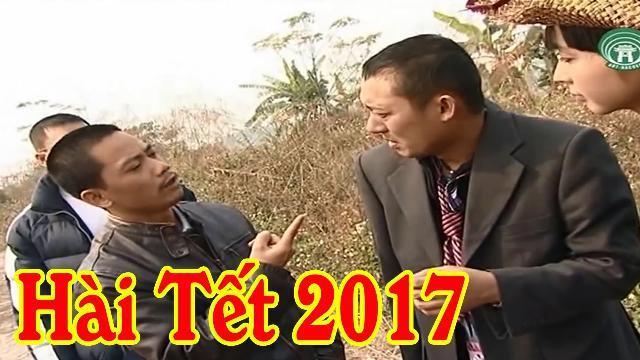 Hài Tết 2017 Mới Nhất | Đại Gia Dại Gái | Phim Hài Chiến Thắng, Bình Trọng